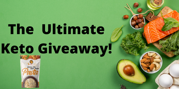 The Ultimate Keto Giveaway $2100 worth of prizes