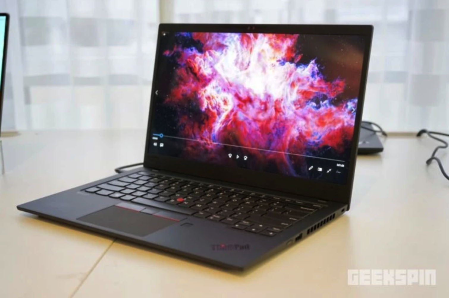 Win a Lenovo ThinkPad X1 Carbon (7th gen) laptop!