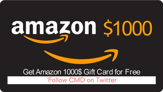 Win $1,000 Amazon e-Gift Card with CoinMarketDaddy