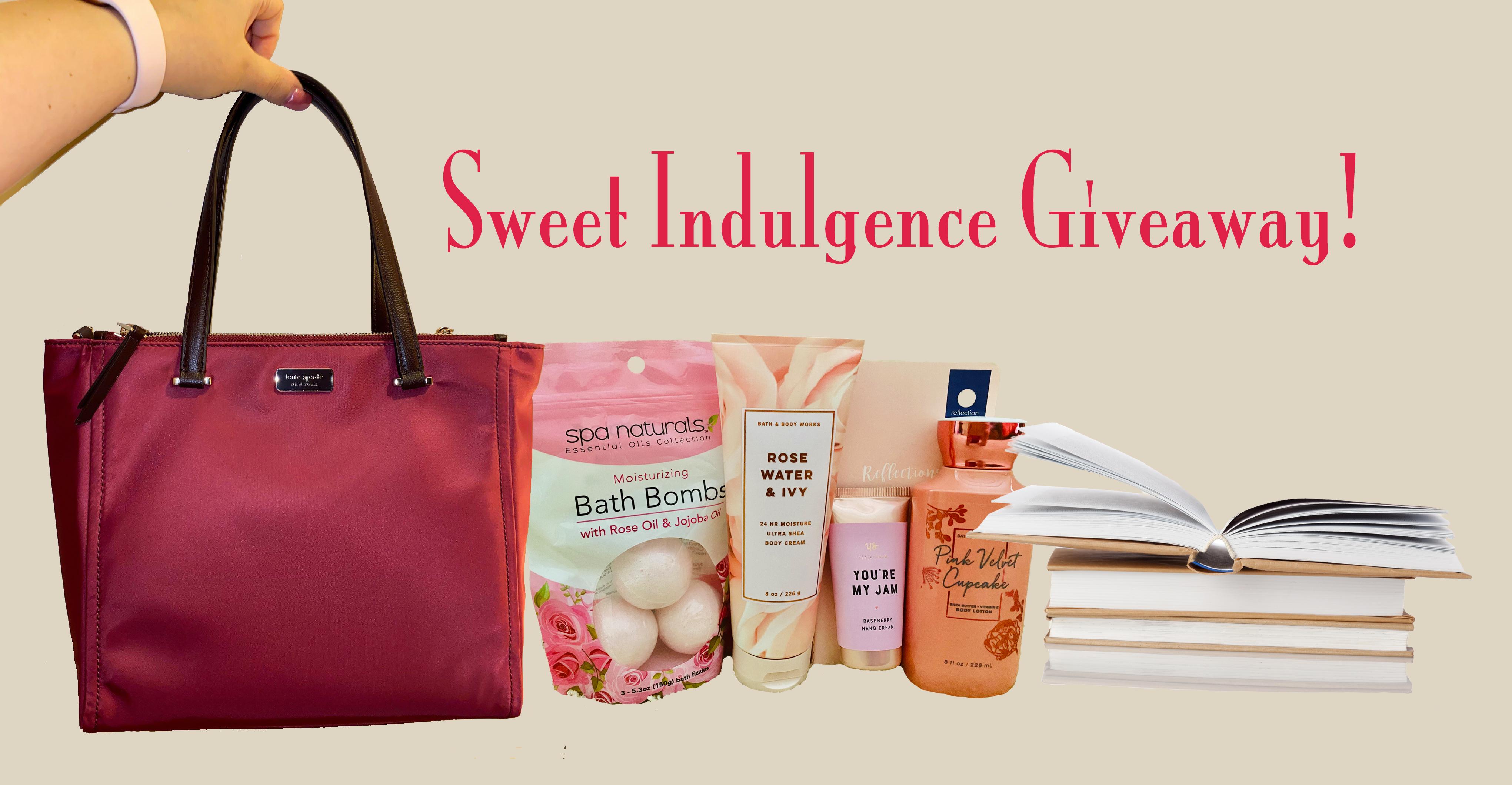 Sweet Indulgence Giveaway Sweepstakes